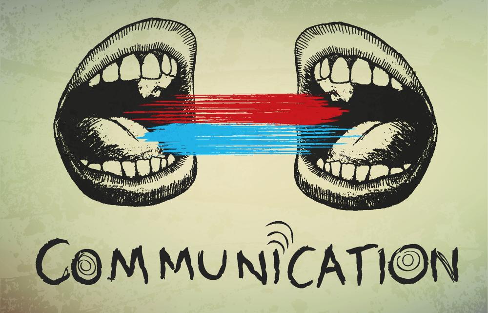 Kommunikation - ein zweischneidiges Schwert