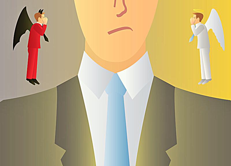 Kompetente Wachheit - ein Merkmal der neuen Führungspersönlichkeiten