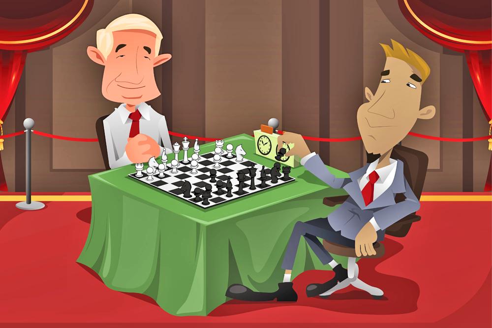 Harte Zwickmühlen im Management