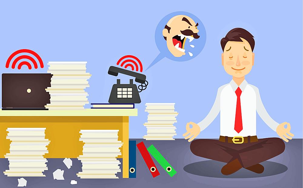 Mindfulnesspraxis - die unerwartete Revolution in Unternehmen