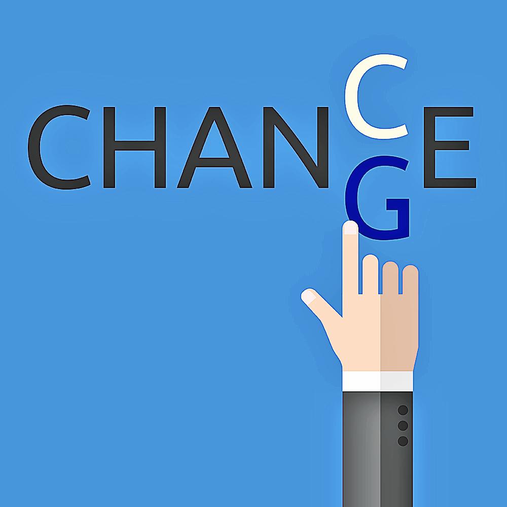 Die 3 wirksamen Phasen im Change