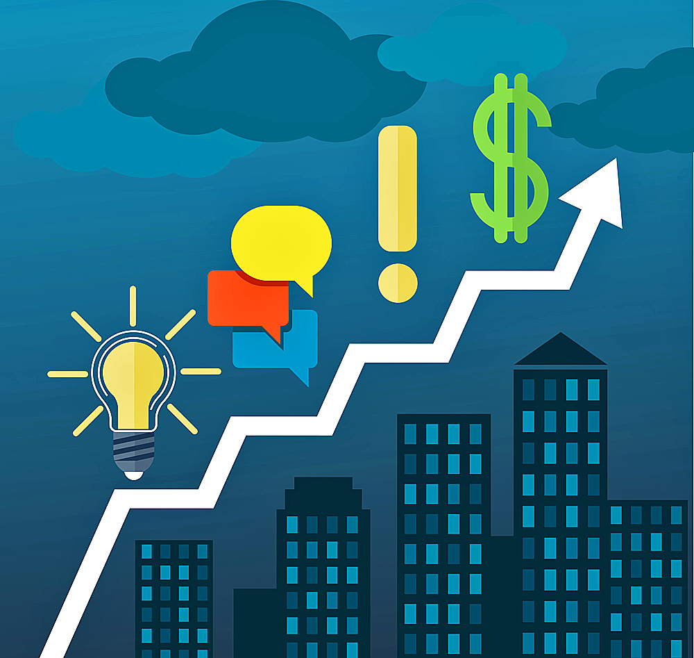 Wachstum und Gewinne sichern die Zukunft?!
