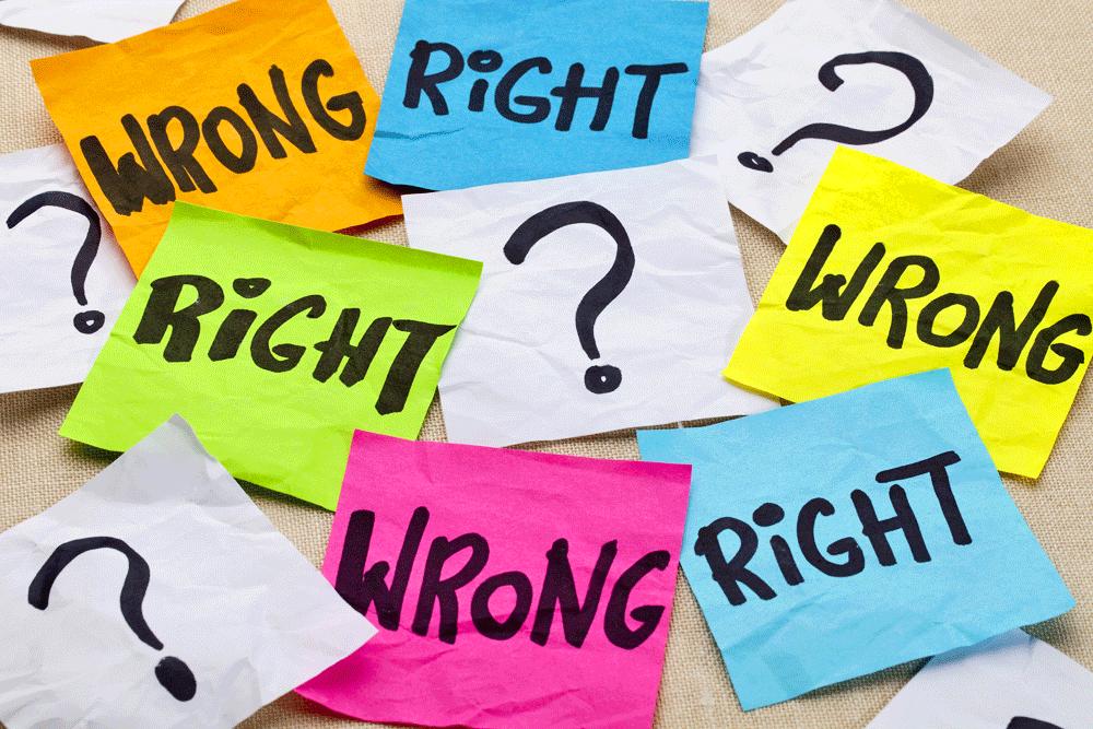Gute Lösungen statt falsche Entscheidungen