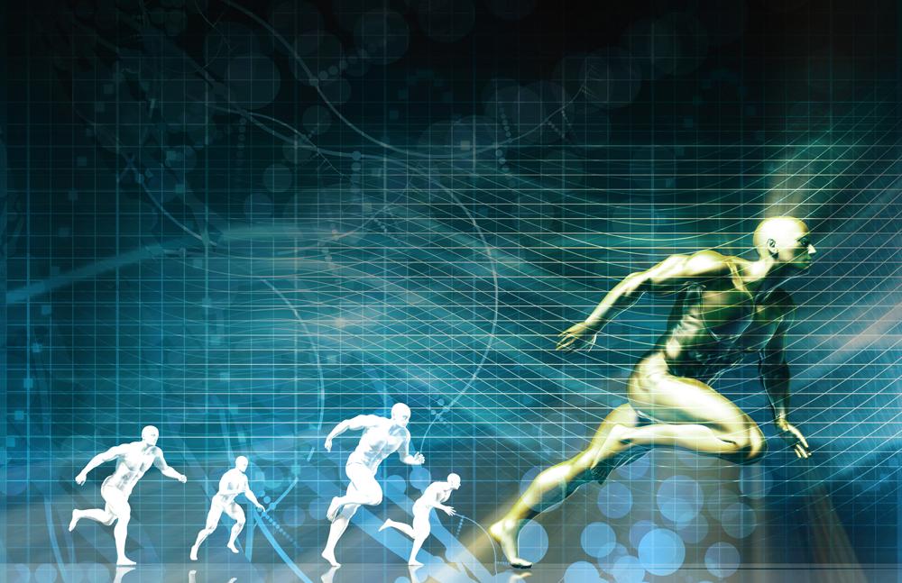 Digitalisierung ist ein Langstreckenlauf