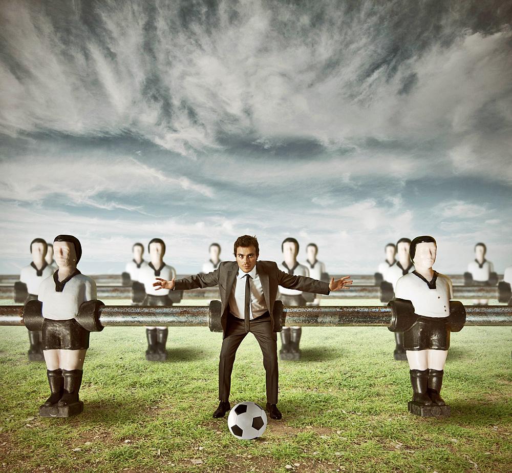 Psychische Robustheit als Führungsinstrument - insbesondere bei Niederlagen