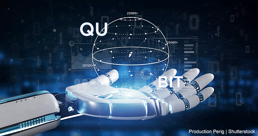 Wenn Quantencomputer zum Einsatz kommen, wer arbeitet dann noch in Ihrem Unternehmen, als was?
