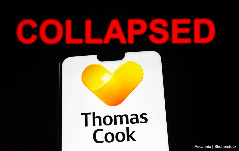 Das heiße Thema dieser Woche: Die Pleite von Thomas Cook