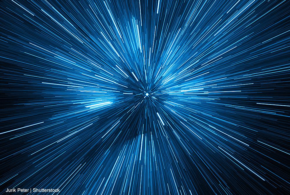 Auf zu neuen Galaxien und verborgenen Lösungen