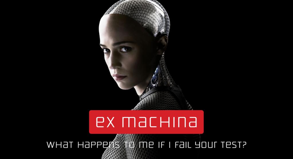 NEUE TECHNOLOGIEN – EX MACHINA FORDERT HERAUS